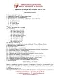 18° Riunione Consiglio del 27_11_18