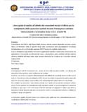linee guida APE toscana per operazioni peritali in vigenza covid